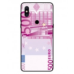 Durable 500 Euro Note Cover For Xiaomi Mi Mix 3
