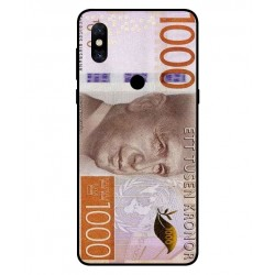Durable 1000Kr Sweden Note Cover For Xiaomi Mi Mix 3