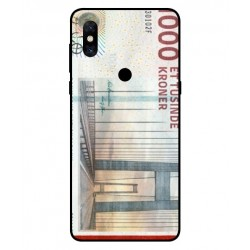 1000 Danish Kroner Note Cover For Xiaomi Mi Mix 3