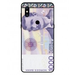 1000 Norwegian Kroner Note Cover For Xiaomi Mi Mix 3