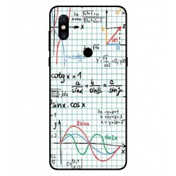 Durable Mathematics Cover For Xiaomi Mi Mix 3