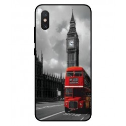 Durable London Cover For Xiaomi Mi 8 Pro
