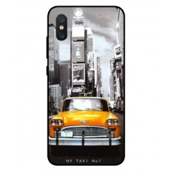 Durable New York Cover For Xiaomi Mi 8 Pro