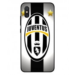 Durable Juventus Cover For Xiaomi Mi 8 Pro