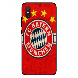 Durable Bayern De Munich Cover For Xiaomi Mi 8 Pro