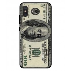 Durable 100 Dollar Note Cover For Xiaomi Mi 8 Pro
