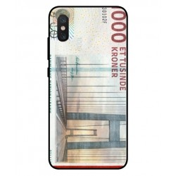 1000 Danish Kroner Note Cover For Xiaomi Mi 8 Pro