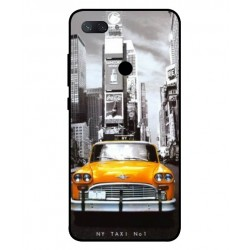 Durable New York Cover For Xiaomi Mi 8 Lite