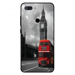 Durable London Cover For Xiaomi Mi 8 Lite