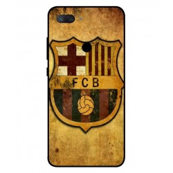 Durable FC Barcelona Cover For Xiaomi Mi 8 Lite