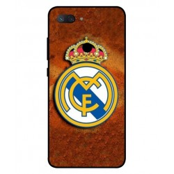 Durable Real Madrid Cover For Xiaomi Mi 8 Lite