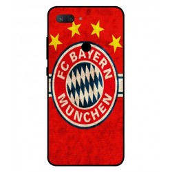 Durable Bayern De Munich Cover For Xiaomi Mi 8 Lite