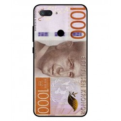 Durable 1000Kr Sweden Note Cover For Xiaomi Mi 8 Lite