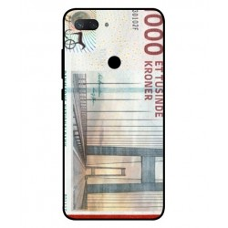 1000 Danish Kroner Note Cover For Xiaomi Mi 8 Lite