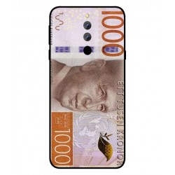 Durable 1000Kr Sweden Note Cover For Xiaomi Black Shark Helo