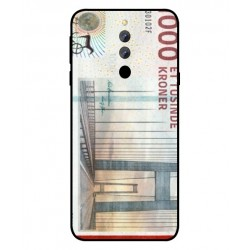 1000 Danish Kroner Note Cover For Xiaomi Black Shark Helo