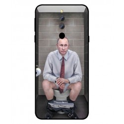 Durable Vladimir Putin On The Toilet Cover For Xiaomi Black Shark Helo