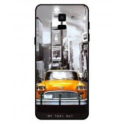 Durable New York Cover For Samsung Galaxy On6