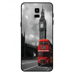 Durable London Cover For Samsung Galaxy On6
