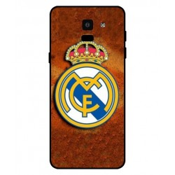Durable Real Madrid Cover For Samsung Galaxy On6