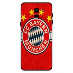 Durable Bayern De Munich Cover For Samsung Galaxy On6