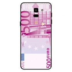 Durable 500 Euro Note Cover For Samsung Galaxy On6