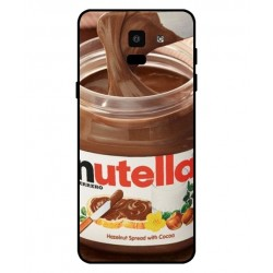 Coque De Protection Nutella Pour Samsung Galaxy On6