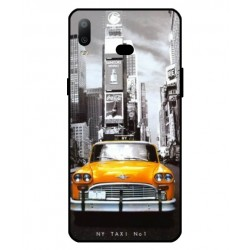 Durable New York Cover For Samsung Galaxy A6s