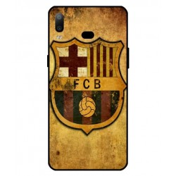 Durable FC Barcelona Cover For Samsung Galaxy A6s