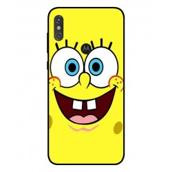 Durable SpongeBob Cover For Motorola One