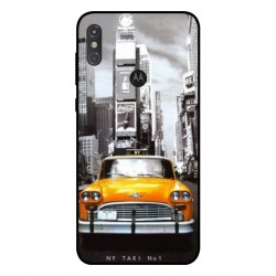 Durable New York Cover For Motorola One