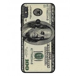 Durable 100 Dollar Note Cover For Motorola One