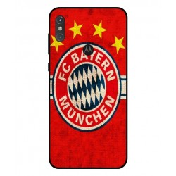 Durable Bayern De Munich Cover For Motorola One