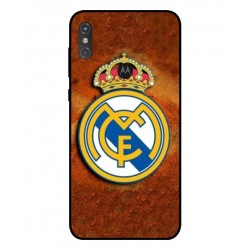 Durable Real Madrid Cover For Motorola One