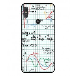 Durable Mathematics Cover For Motorola One