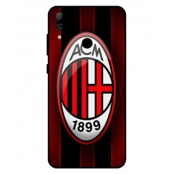 Durable AC Milan Cover For Huawei Y7 Pro 2019