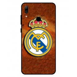 Durable Real Madrid Cover For Huawei Y7 Pro 2019