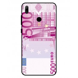 Durable 500 Euro Note Cover For Huawei Y7 Pro 2019