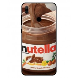 Durable Nutella Cover For Huawei Y7 Pro 2019