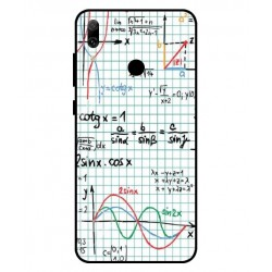 Durable Mathematics Cover For Huawei Y7 Pro 2019