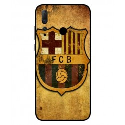 Durable FC Barcelona Cover For Huawei Nova 4