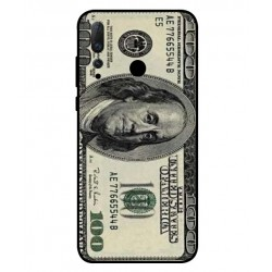 Coque De Protection Billet de 100 Dollars Pour Huawei Nova 4