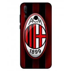 Durable AC Milan Cover For Huawei Nova 4