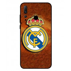 Durable Real Madrid Cover For Huawei Nova 4