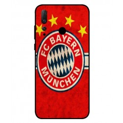 Durable Bayern De Munich Cover For Huawei Nova 4