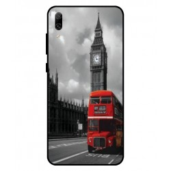 London Cover Til Huawei Enjoy 9