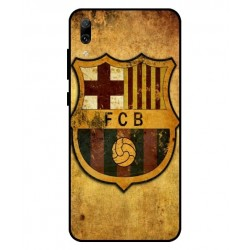Durable FC Barcelona Cover For Huawei Enjoy 9
