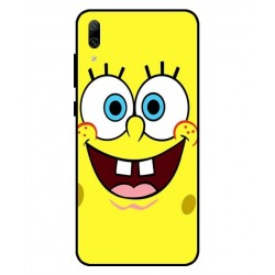Durable SpongeBob Cover For Huawei Enjoy 9