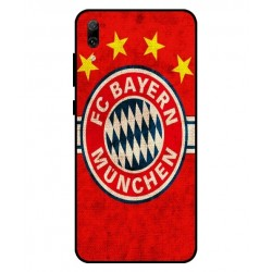 Durable Bayern De Munich Cover For Huawei Enjoy 9