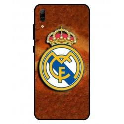 Durable Real Madrid Cover For Huawei Enjoy 9